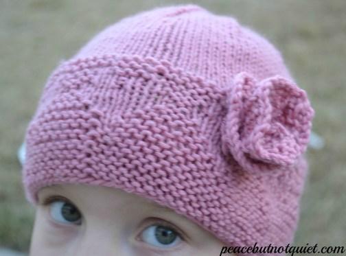 hat flower cu