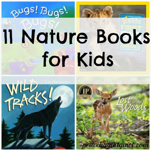 Children's Books About Nature