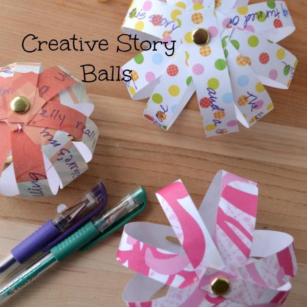 Creative Story Balls