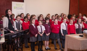 Choir at Stormont Photo 1 Jan 2014