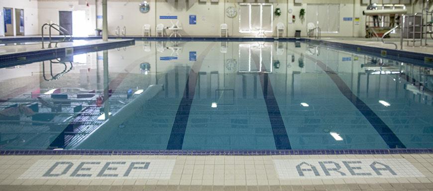 peace regional pool