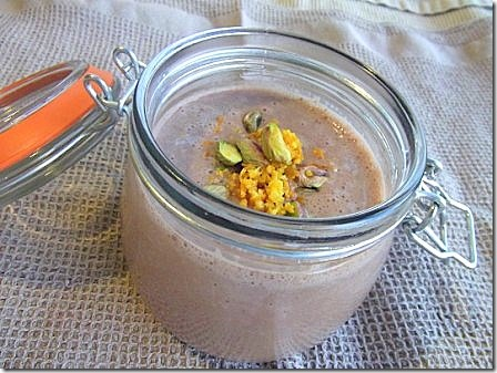 Chocolate Orange and Pistachio Smoothie (12)