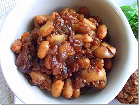 Homemade Baked Beans (6)