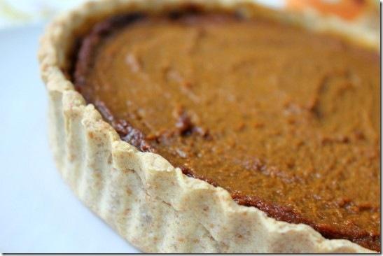 Vegan Pumpkin Spelt Pastry Pie (5)