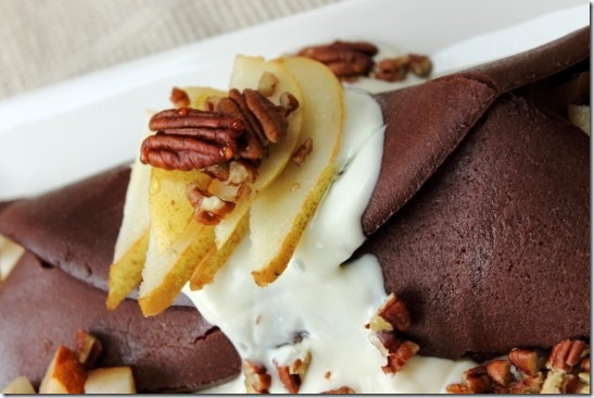 chocolate pecan pear pancake (9)