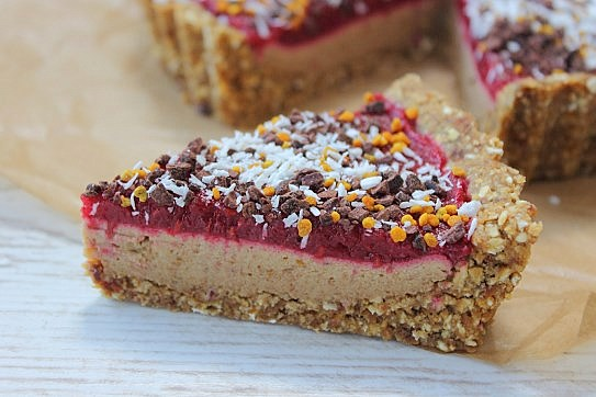 Peanut Butter and Jelly Tart (23)