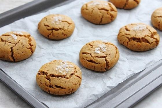 Cashew Butter Cookies (9)