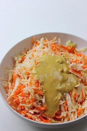 Vegan Paleo Coleslaw (2)