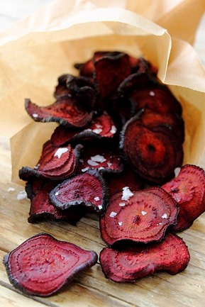 Beet Chips (30)