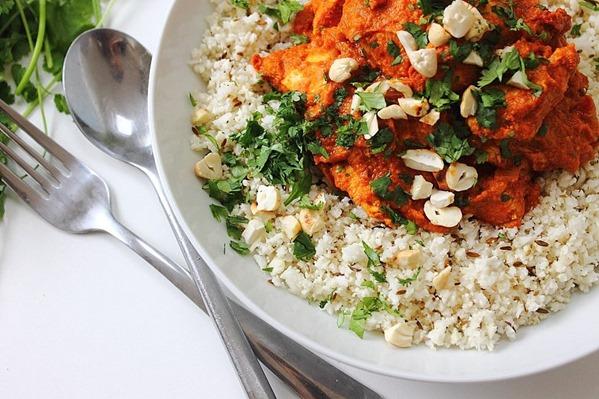 Cashew Chicken Curry (9)