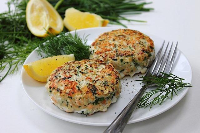Salmon fish cake recipes