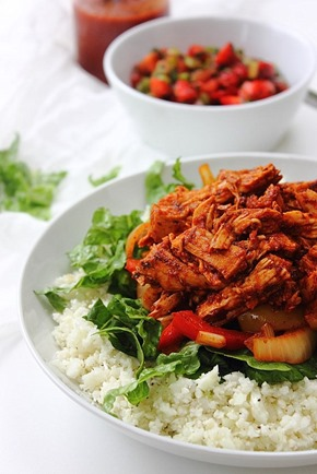 Enchilada Chicken Bowl (21)