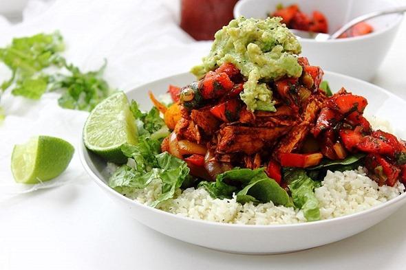Enchilada Chicken Bowl (29)