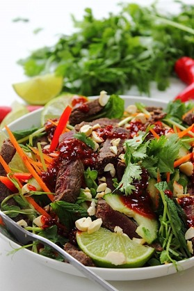 Thai Steak Salad (19)
