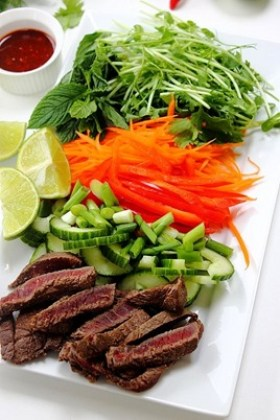 Thai Steak Salad (2)