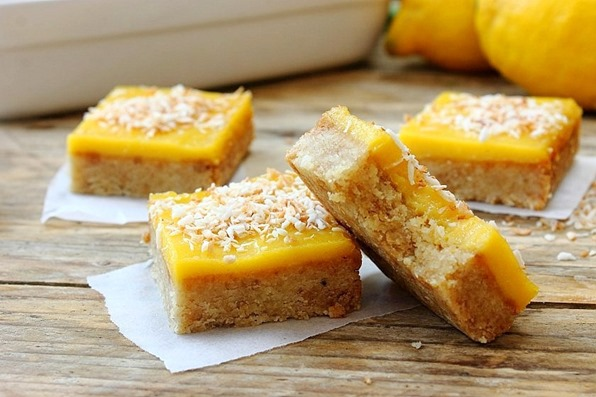 Lemon Curd Shortbread Squares (40)