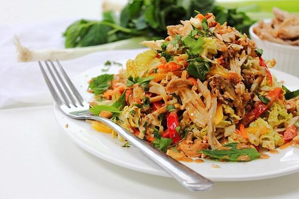 Vietnamese Pulled Pork Salad (17)