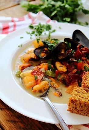 Mussel Pancetta Chowder (27)