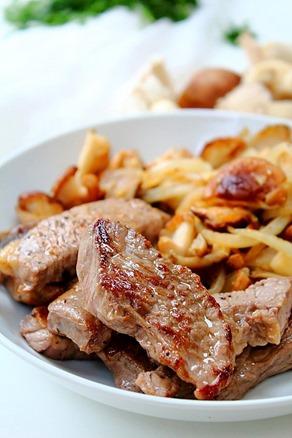 Beef and Mushroom Stroganoff (2)