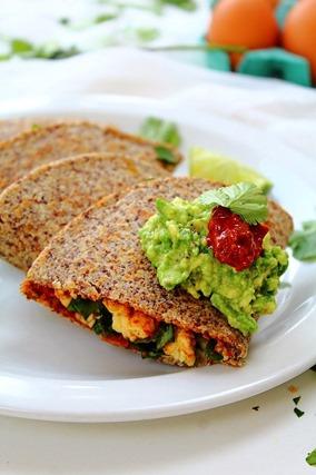 Paleo Breakfast Quesadilla (21)