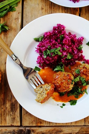 Bombay Turkey Meatballs (24)
