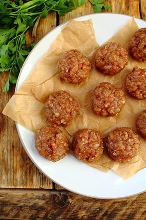 Bombay Turkey Meatballs (5)