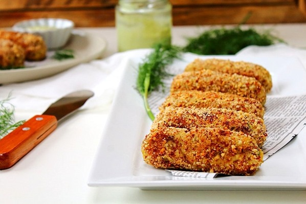 Mackerel Fish Fingers (12)