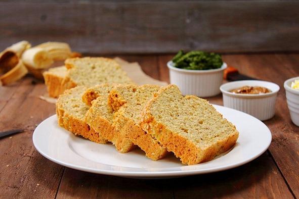 Coconut Flour Sandwich Bread (13)
