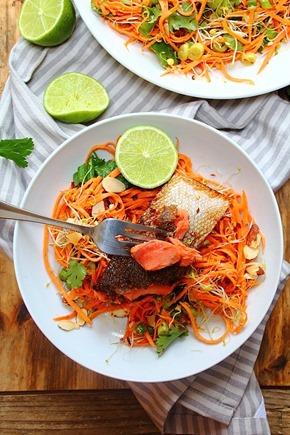 Chipotle Sweet Potato Noodle Salad (17)