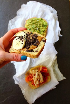 Paleo Coconut & Flax Bread  (15)