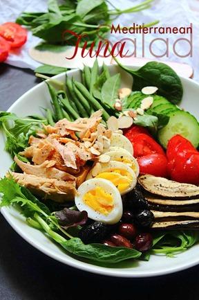 Tuna Salad Cauliflower Bread (4) title