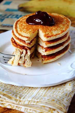 Plump Paleo Plantain Pancakes (16)