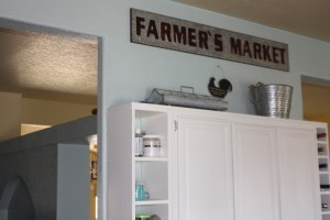 Country Kitchen Update- Almost done!