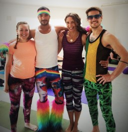 Yoga questions - what to wear