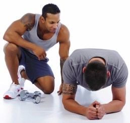 Can't afford a hunky PT? Never mind, we'll support you! #peacocktreeplank21days