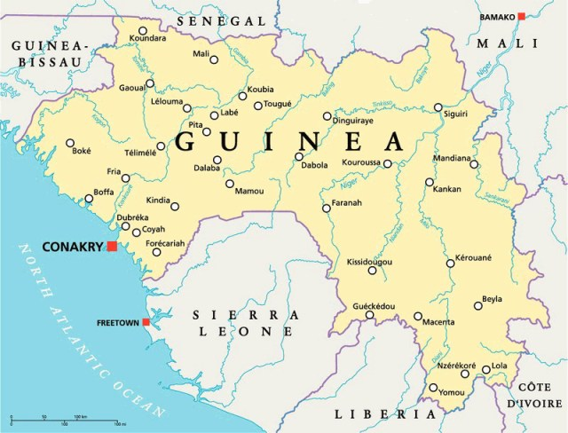 guinea_political_map