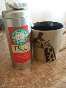 T.K.O Weight Loss Tea from Skinny Jane
