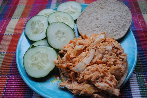 buffalo chicken 002