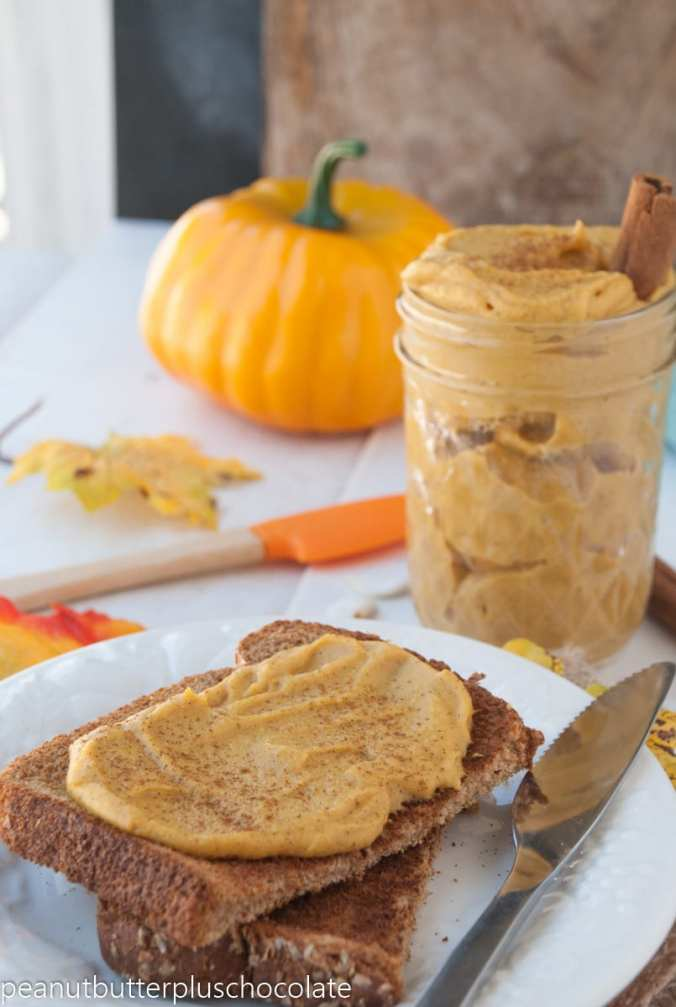 Pumpkin Hummus – Dip it or Spread it!