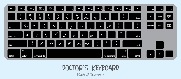 Doctor's Keyboard