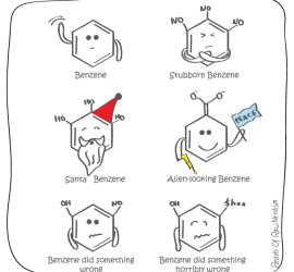 Multi-Talented Benzene