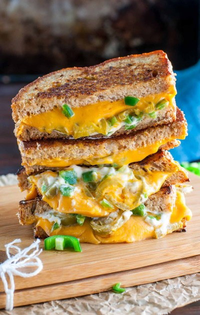 Vegan Grilled Cheese Sandwiches - Three Ways! - Peas And Crayons