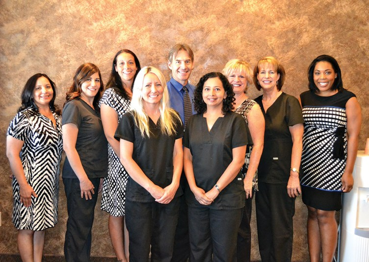 The staff at Gentle Family Dentistry