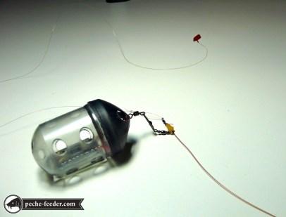 simulation du montage feeder simple