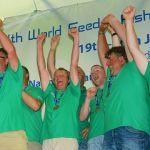 Irlande : une médaille historique !
