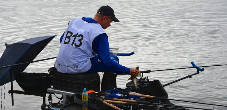 Les Pays Bas 3ieme au championnat du monde feeder