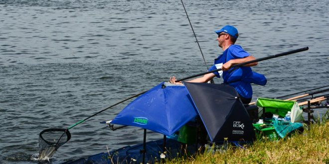 La pêche au coup de compétition : un sport à part entière