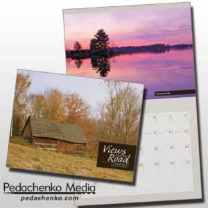 The Pedachenko Media 2013 Calendar