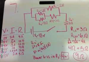 circuit whiteboard
