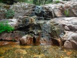 Waterholes and streams